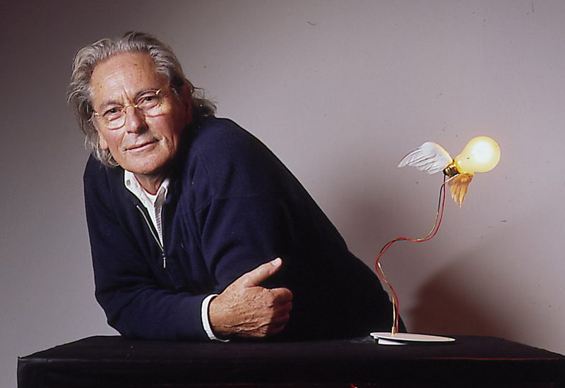 Ingo Maurer, Designer Known as a Poet of Light, Dies at 87