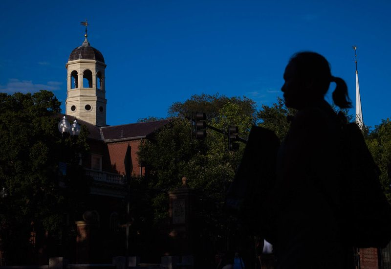 Harvard Crimson Under Fire From Student Activists