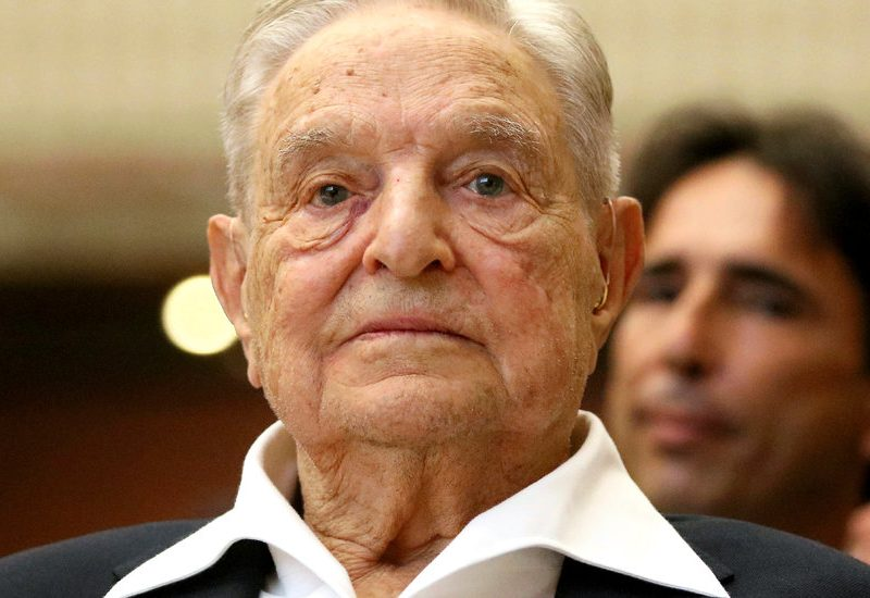 George Soros Says Wall Street Won't Decide the 2020 Election